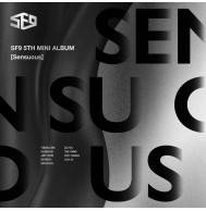 SF9 - 5th Mini Album: Sensuous CD (Hidden Emotion Version)