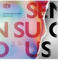 SF9 - 5th Mini Album: Sensuous CD (Exploded Emotion Version)
