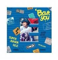 Super Junior D&E - 2nd Mini Album: 'Bout You CD (Eunhyuk Version)