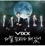 Vixx - 3rd Single Ready to Get Hurt