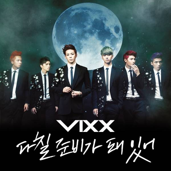 ビックス (Vixx) - 3rd Single: Ready to Get Hurt CD