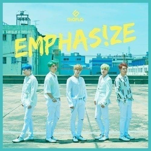 Bigflo - 5th Mini Album Emphasize