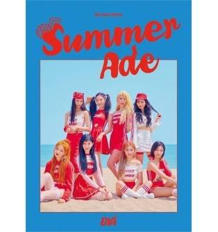 DIA - 4th Mini Album: Summer Ade CD