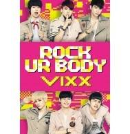 Vixx - 2nd Single: Rock Ur Body CD