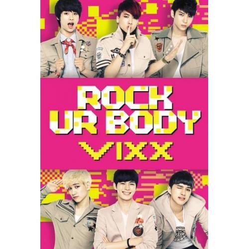 Vixx - 2nd Single: Rock Ur Body CD