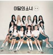 LOONA - Mini Album: ++ CD (Corner Damaged, Limited A Version)