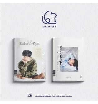 Kim Yong Guk - 1st Mini Album: Friday n Night CD