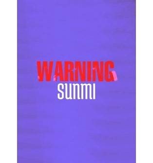 SUNMI - Mini Album: Warning CD