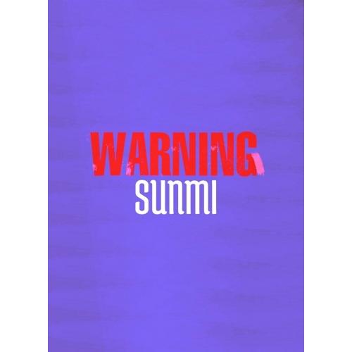 SUNMI - Mini Album Warning