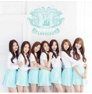 Lovelyz - 1st Album Repackage: HI CD
