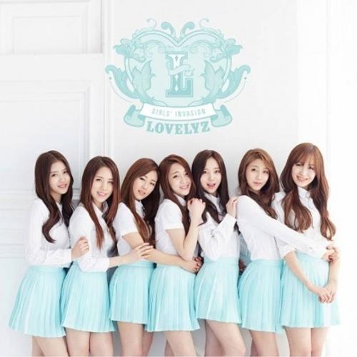 Lovelyz - 1st Album Repackage: HI CD