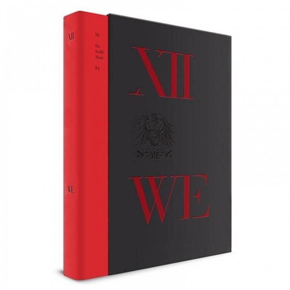 Shinhwa - 12th Album WE (Special Edition)