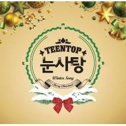 Teen Top - Winter Song Snow Kiss CD