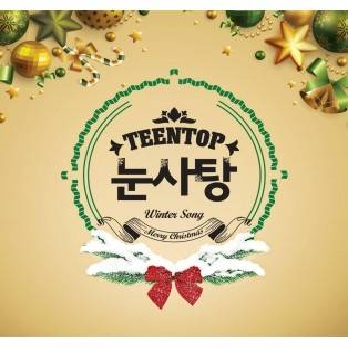 Teen Top - Winter Song Snow Kiss
