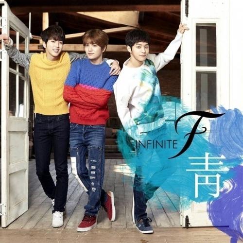 Infinite F - 1st Single CD