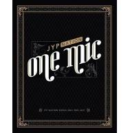 JYP Nation Korea 2014 One Mic CD