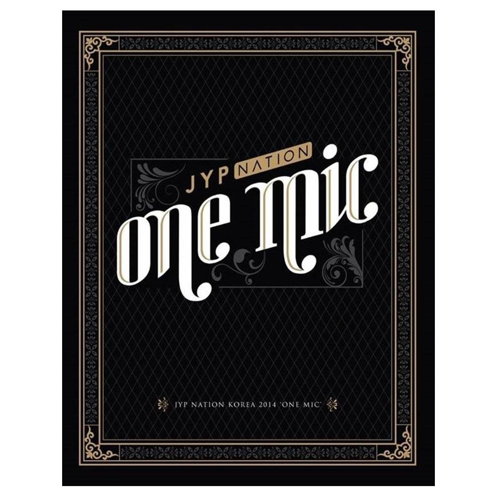 JYP Nation Korea 2014 One Mic