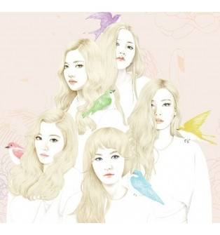 Red Velvet - 1st Mini Album: Ice Cream Cake (Random Version) CD