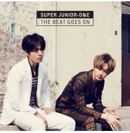 Super Junior D&E - The Beat Goes On CD