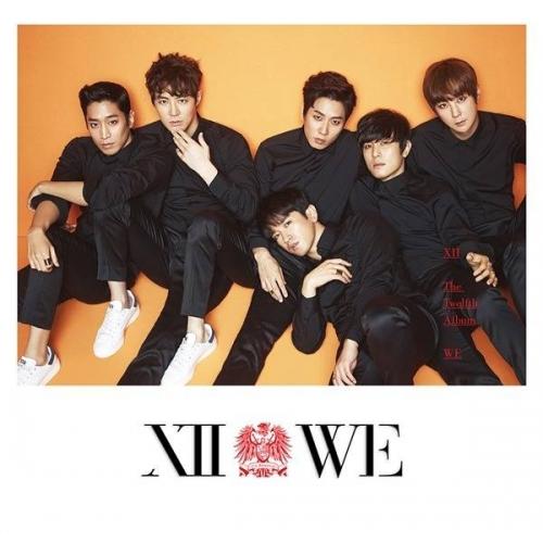 Shinhwa - 12th Album: WE (Thanks Edition) CD