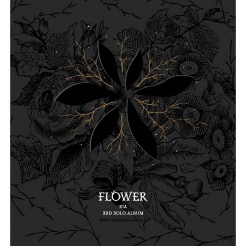 XIA Junsu (JYJ) - 3rd Solo Album: Flower CD