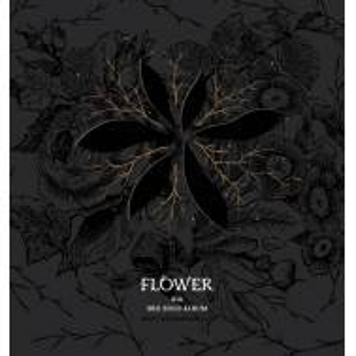 XIA Junsu (JYJ) - 3rd Solo Album Flower