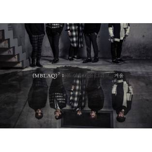 MBLAQ - 7th Mini Album CD