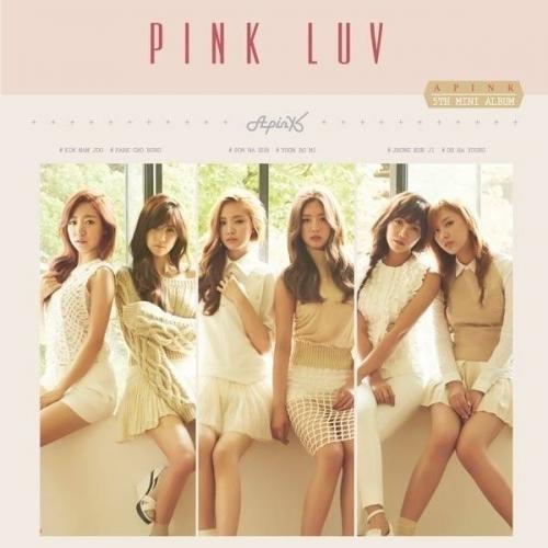 Apink - 5th Mini Album Pink LUV