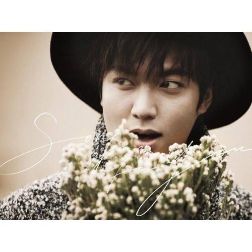 Lee Min Ho - 2nd Album: Song For You CD