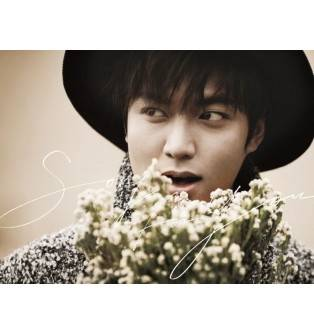 Lee Min Ho - 2nd Album: Song For You CD