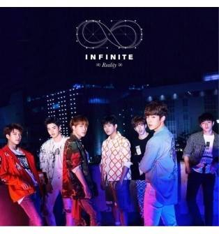 Infinite - 5th Mini Album: Reality CD