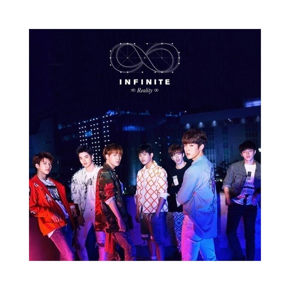 Infinite - 5th Mini Album Reality