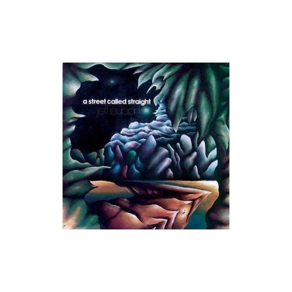 Jeff Eubank - A Street Called Straight Mini LP CD