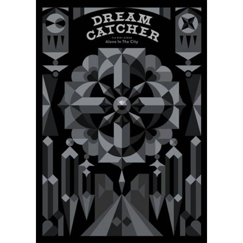 DREAMCATCHER - 3rd Mini Album: Alone In The City CD (Shade Version)