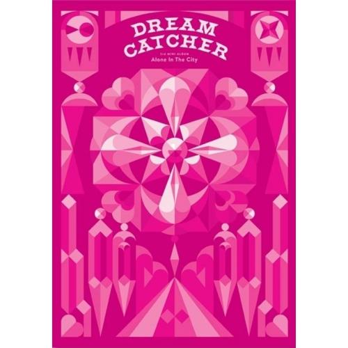 DREAMCATCHER - 3rd Mini Album Alone In The City (Light Ver.)