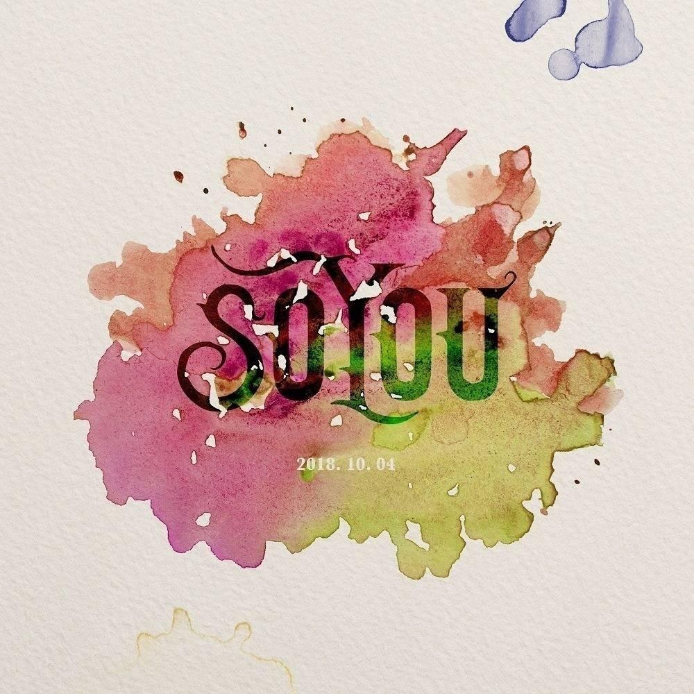 Soyou - 1st Solo Album Part. 2 RE:fresh
