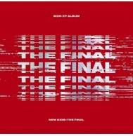 iKON - New Kids: The Final EP CD (Redout Version)