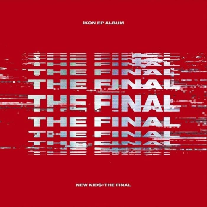 iKON - New Kids The Final EP (Redout Ver.)