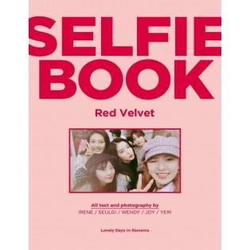 Red Velvet - Selfie Book Red Velvet 2