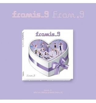 fromis_9 - Special Single Album: From.9 CD
