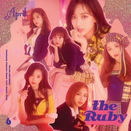 APRIL - 6th Mini Album the Ruby