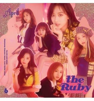 APRIL - 6th Mini Album: the Ruby CD