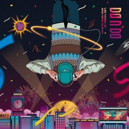 Lee Hong Gi (FTIsland) - 2nd Mini Album: DO n DO CD