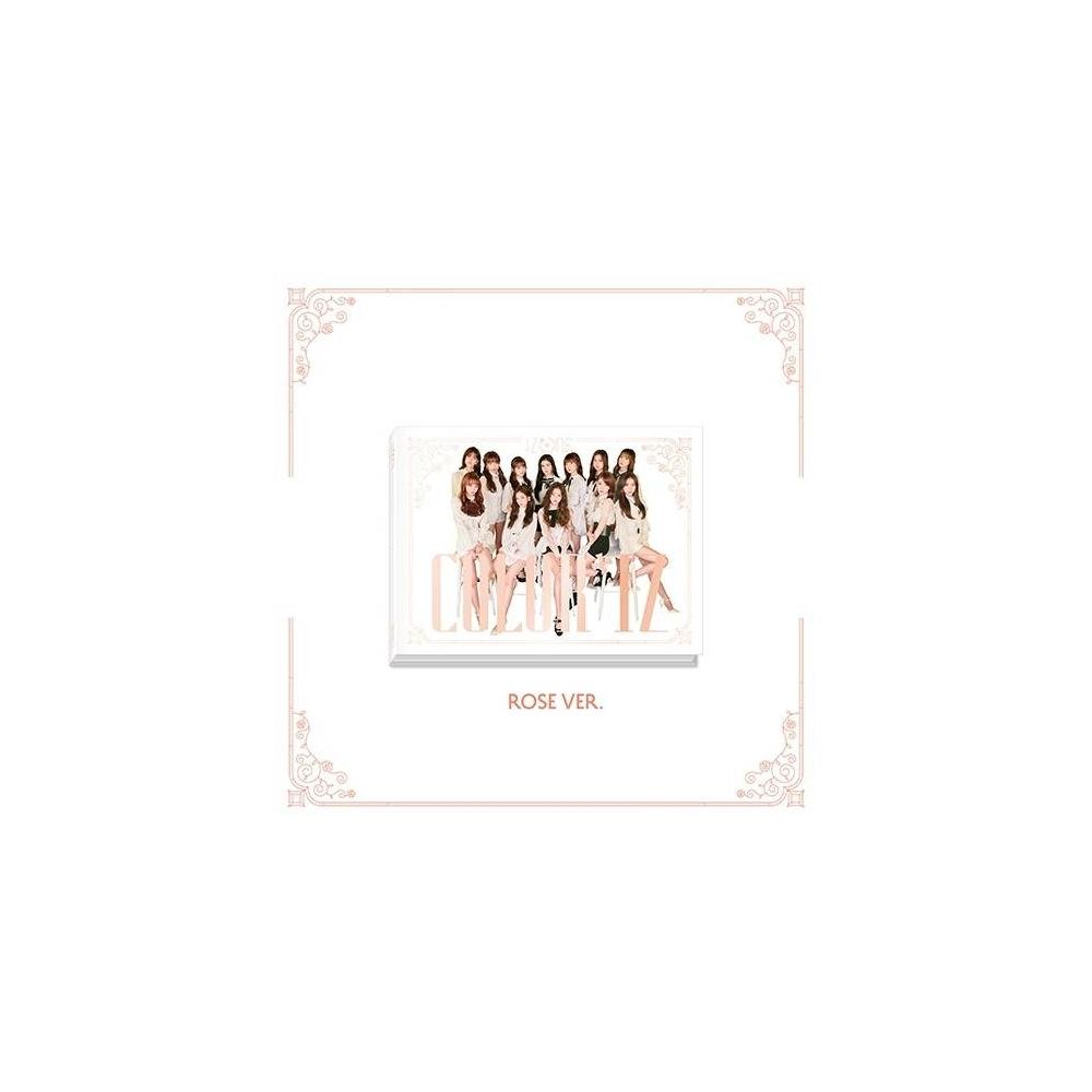 IZ*ONE - 1st Mini Album COLOR*IZ (Random Ver.)