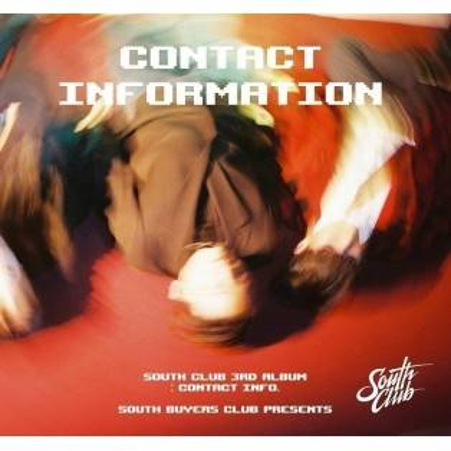Nam Tae Hyun (South Club) - 3rd Mini Album: Contact Information