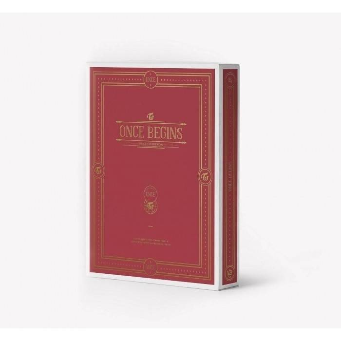 TWICE - Twice Fanmeeting Once Begins DVD