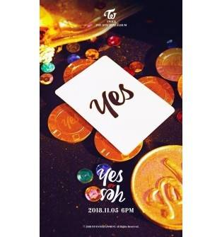 TWICE - 6th Mini Album: Yes or Yes CD (preorder item available)