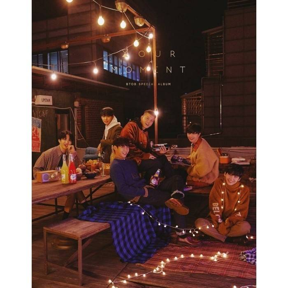 BTOB - Special Album Hour Moment (Moment Ver.)