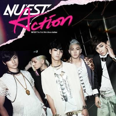 ニューイースト (Nu'est) - Action (1st Mini Album) CD
