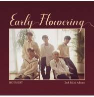 Hotshot - 2nd Mini Album: Early Flowering CD